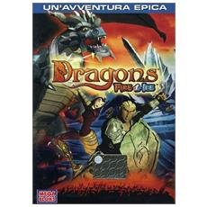 Dvd Dragons - Fire & Ice