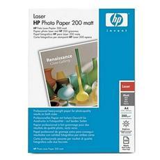 Carta fotografica per stampanti HP LaserJet opaca A4 100 fg
