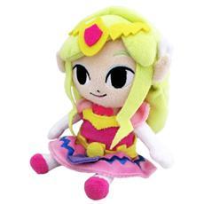 Peluche Principessa Zelda 17 cm PLH0165