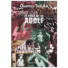 Storia Dei Tre Adolf (La) #01