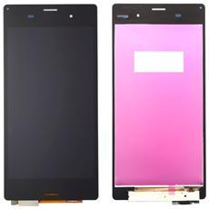 Display Schermo Touch Screen Lcd Sony Xperia Z3 L55t L55u D6603 Nero Cristalli Liquidi