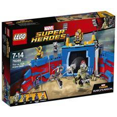 76088 Thor contro Hulk: duello nell'arena