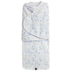 Sacco Fasciante Neonati Dream Swaddle Blu Large 72x28 Cm 16231