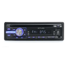 M-1009 MR, FM, MW, PLL, LCD, Bianco, Nero, MicroSD (TransFlash) , 106 x 178 x 50 mm
