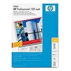 Carta HP Professional Inkjet Paper 120 opaca A3 (100 fogli)