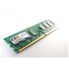 Memoria Dimm 4 GB DDR3 1600 MHz