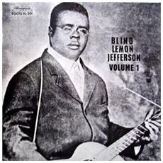 Blind Lemon Jefferson - Volume 1