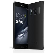 """ZenFone AR Nero 128 GB 4G / LTE Display 5.7"""" WQHD Slot Micro SD Fotocamera 23 Mpx Android Tim Italia"""