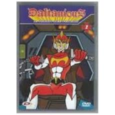 Daltanious Il Robot Del Futuro #02 (6 Dvd)