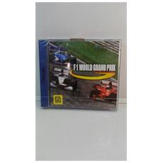 F1 World Grand Prix Dreamcast Nuovo