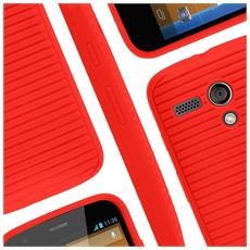 S13PMRDFALC Cover Rosso custodia per cellulare