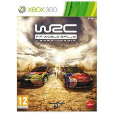 X360 - WRC FIA World Rally Championship