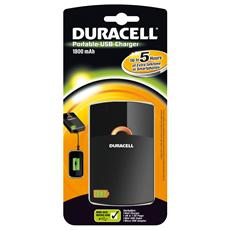 Caricabatterie USB Portatile 5h 1800 mAh