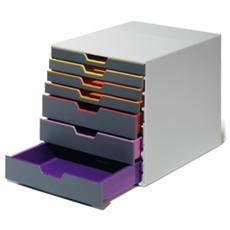 1 Cassettiera Varicolor 7cassetti 7607 27