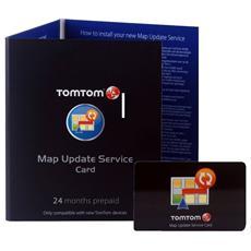 9SDA. 001.00 Scheda Servizio Aggiornamento Mappe 24 Mesi [ Accessorio]