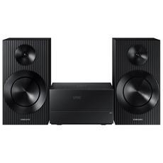 Sistema Micro Hi-Fi MM-J330 LEttore CD Supporto MP3 / WMA Potenza Totale 70Watt Bluetooth USB colore Nero