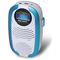 Smb300msd Lettore Mp3 Portatile Multifunzione Con Radio Fm Altoparlante