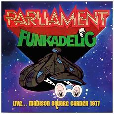 Parliament Funkadelic - Live Madison Square Garden 1977 (2 Cd)