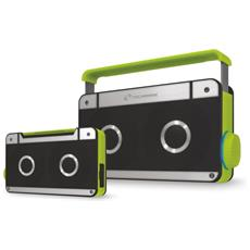 Speaker Music Box Bluetooth 5W colore Nero / Giallo