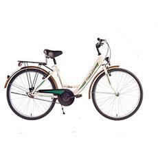 Bicicletta Da Trekking Mirta 1v Beige / Marrone 26' F. lli Schiano