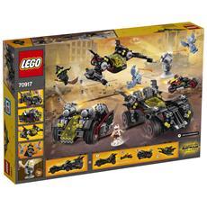 70917 The Ultimate Batmobile RICONDIZIONATO