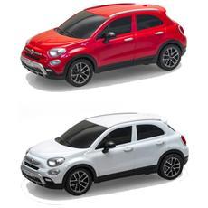 "Reel Toys Reeltoys2118scala 1: 24"""" Fiat 500x Radio Control Car Model"