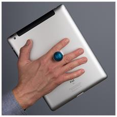 Steelie, Lettore e-book, Tablet / UMPC, Interno, Acciaio inossidabile, Acciaio