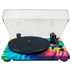 TN-420-TD Belt-drive audio turntable Multicolore piatto audio