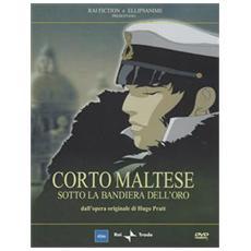 Dvd Corto Maltese #03 - Sotto La Band. . .