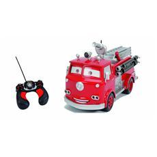 Majorette RC Cars Red camion pompieri 1:16 3 canali TV 213089549