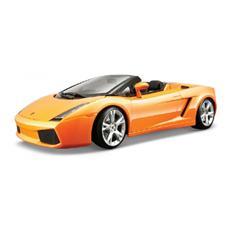 Lamborghini Gallardo Spyder DieCast Scala 1:18 12016