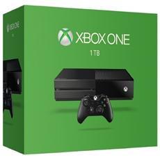 Console Xbox One 1 Tb Black