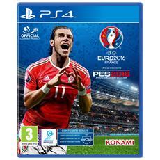 PS4 - Uefa Euro 2016 + Pes 2016