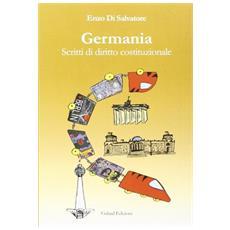 Germania. Scritti di diritto costituzionale