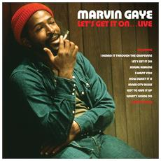 Gaye, Marvin - Let'S Get It On -Hq / Cv- (2 Lp)