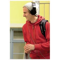 Med Headset Padiglione auricolare Stereofonico Cablato Nero auricolare per telefono cellulare