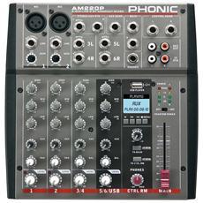 AM 220P, 20 - 20000 Hz, 3,5 mm