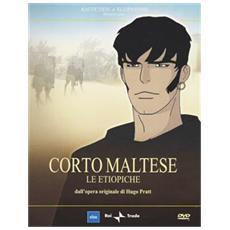 Dvd Corto Maltese #05 - Etiopiche