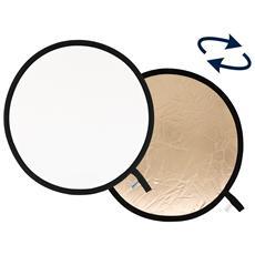 Pannello circolare Sunfire / Bianco Ø 50 cm