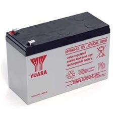 IBT-PS-NPW45-12 - Batteria Piombo-Acido per UPS 12V 8,5Ah, NPW45-12 (Faston 250 6,30 mm)