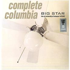 "Big Star - Complete Columbia: Live At University Of (2 12"")"