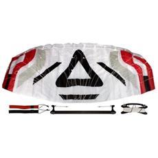 51vv Aquilone Space 200 Con Barra Bianco / Nero Rosso Grigio