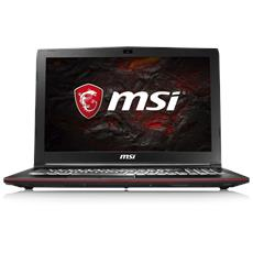 MSI - Notebook GP62MVR 7RF Leopard Pro Monitor 15.6 Full...