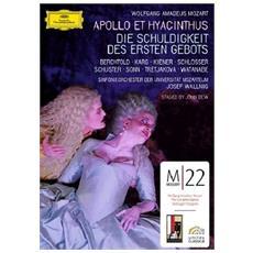Apollo Et Hyacinthus / Die Schuldigkeit Des Ersten Gebots (2 Dvd)