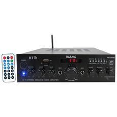 Pa2380bt Amplificatore Stereo Con Mp3 E Bluetooth