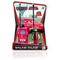 Walkie-talkie di Francesco e Saetta Mc Queen