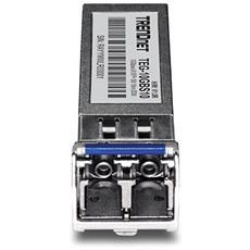 TEG-10GBS10, SFP+, LC, IEEE 802.3ae, 0 - 70 °C, CE, FCC, 0 - 95%