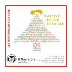 Racconti italiani di Natale. Audiolibro. 2 CD Audio