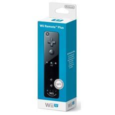Wii U Telecomando Plus Nero