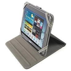 Custodia Universale Per Tablet 8 Con Chiusura Magnetica E Stand Up Interno Nero